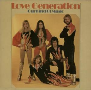 Cover - Love Generation: Our Kind Of Music