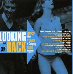 Looking Back - 80 Mod, Freakbeat & Swinging London Nuggets - Cover