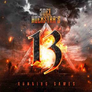 Joel Hoekstra's 13: Running Games (2021) - Cover