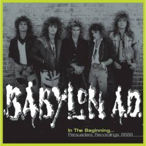 Cover - Babylon A.D.: In The Beginning - Persuaders Recordings 8688