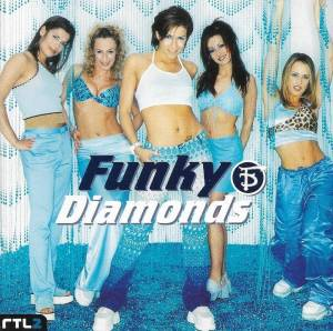Cover - Funky Diamonds: Funky Diamonds