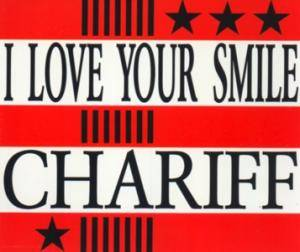 Cover - Chariff: I Love Your Smile