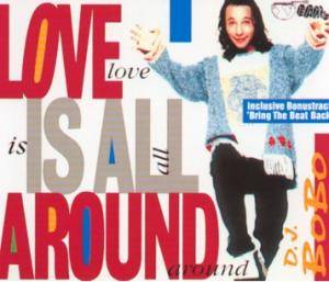 DJ BoBo: Love Is All Around - Cover