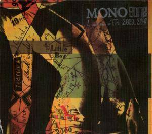 MONO: Gone - A Collection Of EP's 2000-2007 - Cover