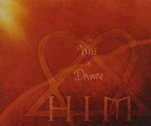 HIM: Kiss Of Dawn, The - Cover