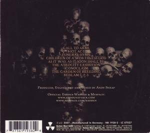 Exodus: The Atrocity Exhibition - Exhibit A (CD) - Bild 5