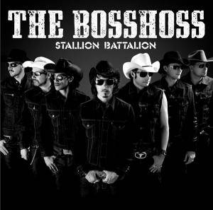 Cover - BossHoss, The: Stallion Battalion