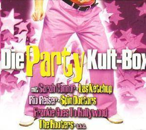Party Kult-Box, Die - Cover