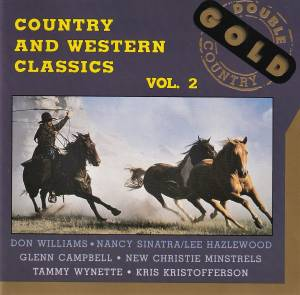 Country And Western Classics Vol. 2 (2-CD) - Bild 1