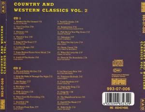 Country And Western Classics Vol. 2 (2-CD) - Bild 3