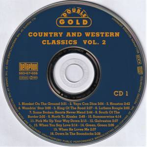Country And Western Classics Vol. 2 (2-CD) - Bild 5