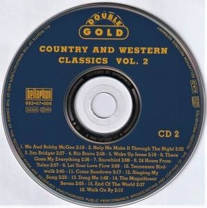 Country And Western Classics Vol. 2 (2-CD) - Bild 6