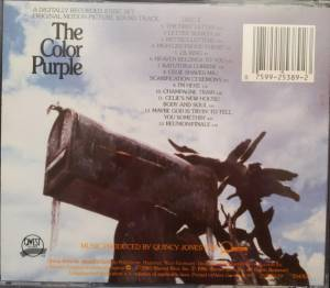 Quincy Jones: The Color Purple (2-CD) - Bild 2
