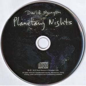 David Munyon: Planetary (CD + DVD) - Bild 5