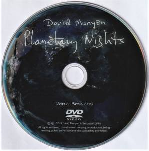 David Munyon: Planetary (CD + DVD) - Bild 6