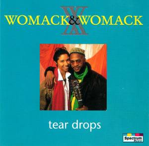 Womack & Womack: Teardrops (CD) - Bild 1