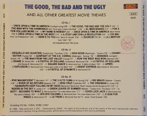 The Good The Bad And The Ugly And All Other Greatest Movie Themes (3-CD) - Bild 2