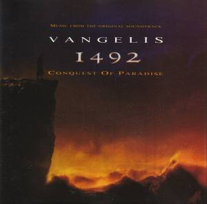 Vangelis: 1492 - Conquest Of Paradise (CD) - Bild 1