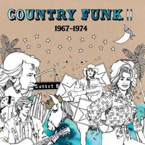 Country Funk Vol. 2 1967 - 1974 - Cover