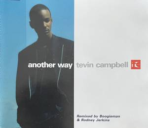 Cover - Tevin Campbell: Another Way