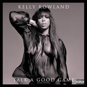 Kelly Rowland: Talk A Good Game - Cover