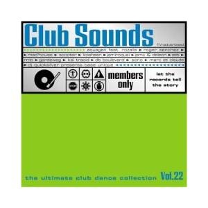 Cover - Aquagen Feat. Rozalla: Club Sounds Vol. 22