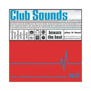 Club Sounds Vol. 27 - Cover