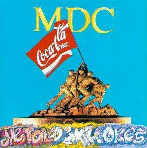 MDC: Metal Devil Cokes - Cover