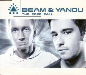 Cover - Beam & Yanou: Free Fall, The