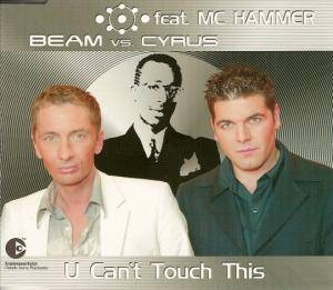 Cover - Beam Vs. Cyrus Feat. MC Hammer: U Can't Touch This