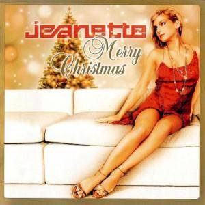 Cover - Jeanette: Merry Christmas