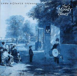 The Moody Blues: Long Distance Voyager (LP) - Bild 1