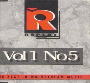 Replay Vol 1 No 5: The Best In Mainstream Music - Cover