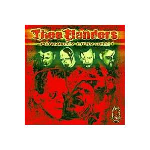Cover - Thee Flanders: Punkabilly From Hell!