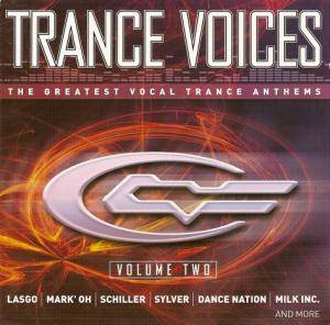 Trance Voices Vol. 02 - Cover