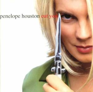 Penelope Houston: Cut You - Cover