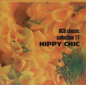 RCD Classic Rock Collection Vol 11: Hippy Chic - Cover