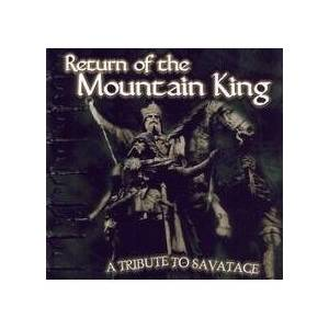 Cover - Civilian: Return Of The Mountain King - A Tribute To Savatage