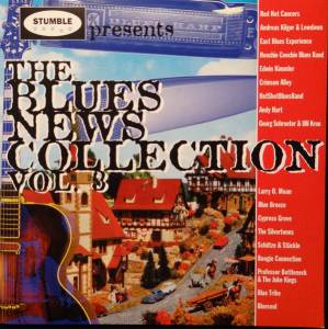 The Blues News Collection Vol. 3 (CD) - Bild 1
