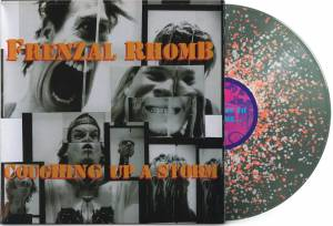 Frenzal Rhomb: Coughing Up A Storm (LP) - Bild 2