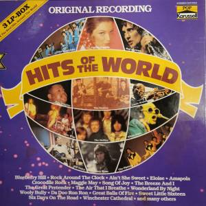 Hits Of The World (3-LP) - Bild 1