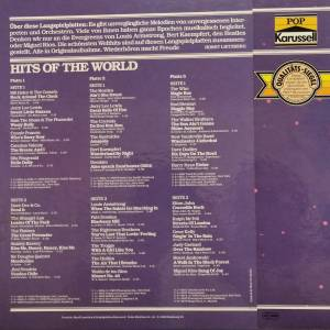 Hits Of The World (3-LP) - Bild 2