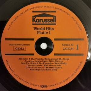 Hits Of The World (3-LP) - Bild 3