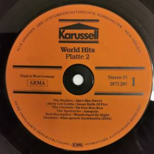 Hits Of The World (3-LP) - Bild 5