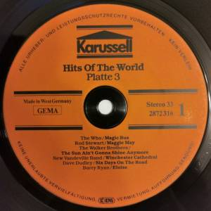 Hits Of The World (3-LP) - Bild 7