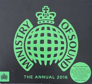 Cover - Years & Years: Annual 2016, The