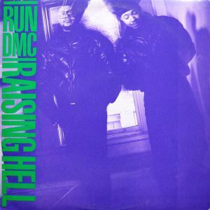 Run-D.M.C.: Raising Hell - Cover