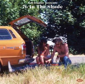 Cover - Hollywood Freeway: Bob Stanley Presents: 76 In The Shade