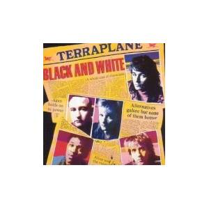 Terraplane: Black And White - Cover