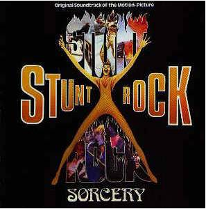 Sorcery: Stunt Rock - Cover